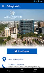 ArlingtonVA- screenshot thumbnail