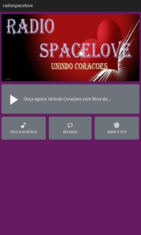 Rádios Pace Love- screenshot