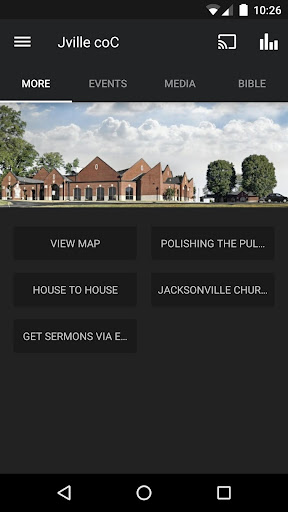 Jacksonville church of Christ  screenshots 1