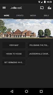 Jacksonville church of Christ- screenshot thumbnail