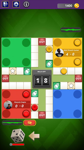 Hello Ludo - Live online Chat on ludo! screenshot 7