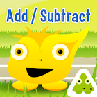 Squeebles Addition Subtraction icon