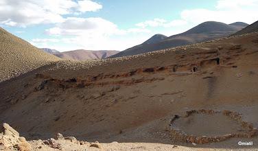 Photo: ideální místo na nocleh u jeskynních berberů neprošlo hlasováním v družstvu
