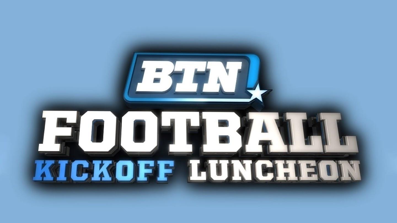 Watch B1G Kickoff Luncheon 2017 live