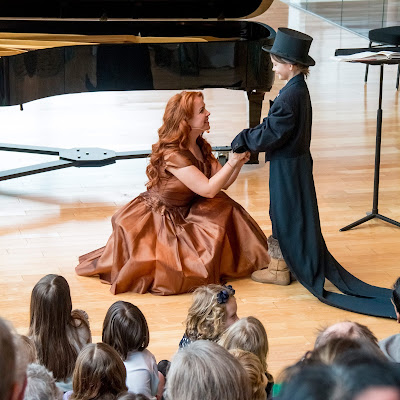 Kyra Millan: making Opera for All Ages