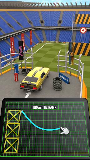 Ramp Car Jumping screenshots 4