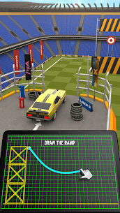 Ramp Car Jumping MOD (Unlimited Money/No Ads) 4