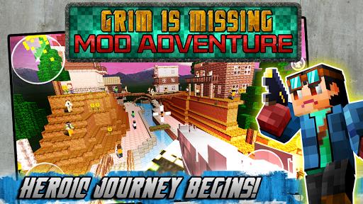Grim is Missing Mod Adventure