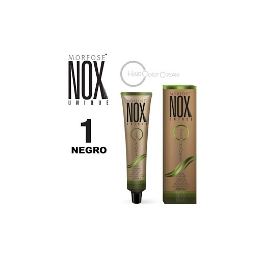 tinte morfose tubo nox crema negro 1 60ml