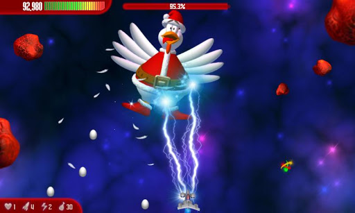 Chicken Invaders 3 Xmas Screenshots 1