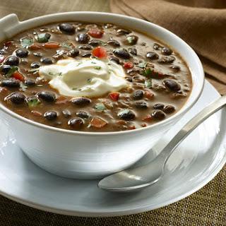 Chipotle Black Bean Soup.