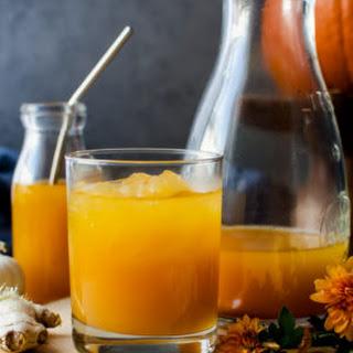 Pumpkin Shrubs