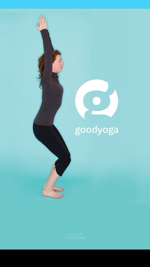 Goodyoga- screenshot
