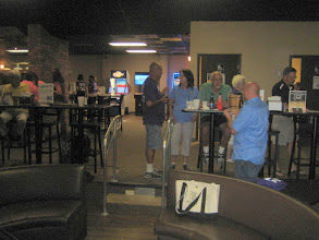 Photo: Getting ready for bowling on August 8, 2015