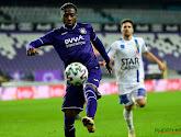Het verblijf van Abdoulay Diaby bij Anderlecht lijkt van korte duur
