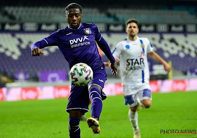 Anderlecht n'abandonnerait pas l'idée de conserver Abdoulay Diaby