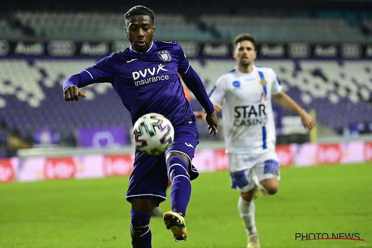 Anderlecht: jouer avec deux attaquants pour solutionner les problèmes d'efficacité?