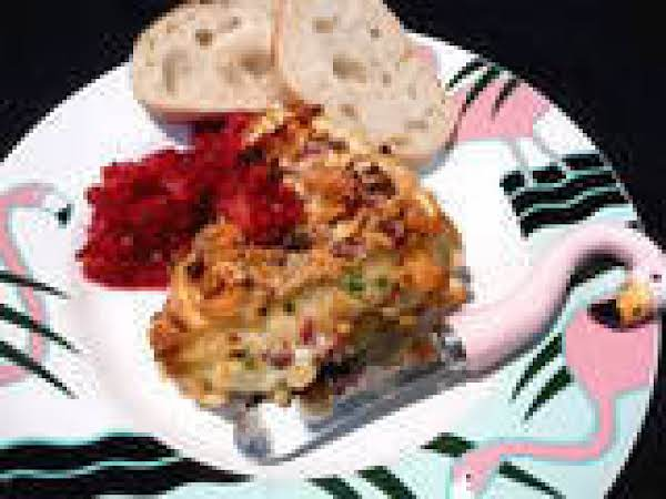 Baked Brie With Cranberries Recipe