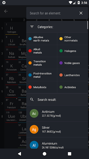 Download periodic table 2018 on pc mac with appkiwi apk downloader about periodic table 2018 urtaz Gallery