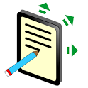 NOTES N SHARE (Notepad) icon