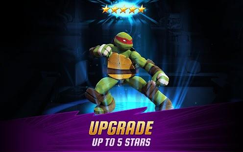 Ninja Turtles: Legends- screenshot thumbnail