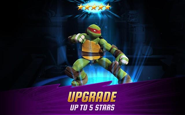 Ninja Turtles: Legends- screenshot