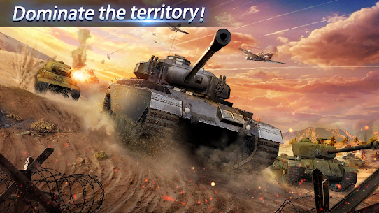 Furious Tank: War of Worlds 9