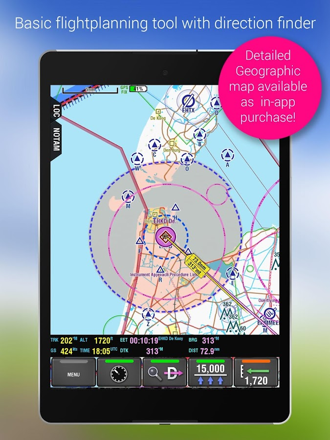 AirspaceAvoid for Pilots- screenshot