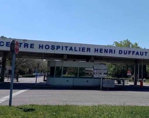 photo de chapelle hôpital Henri Duffaut