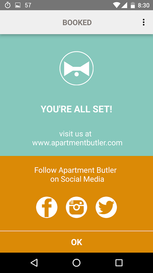 Apt Butler- screenshot