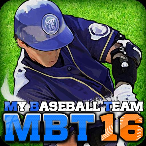 My Baseball Team 16 體育競技 App LOGO-APP開箱王