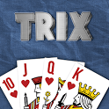 Trix: No1 Playing Cards Game in the Middle East icon