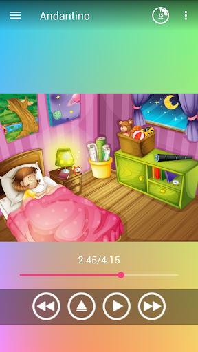 Classical music for baby 1.05 screenshots 2