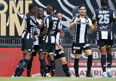 Charleroi tient bien son nouvel attaquant