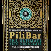 Pili Hunters - Ultimate Keto Dark Chocolate Pilibar (1 oz)