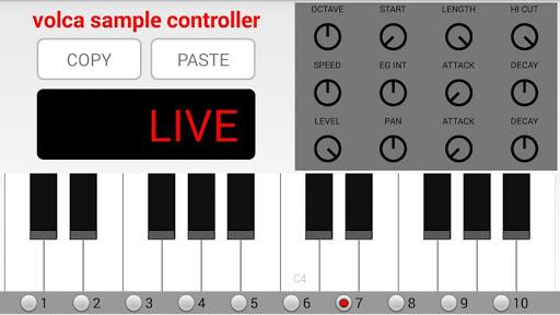 Volca Sample Controller
