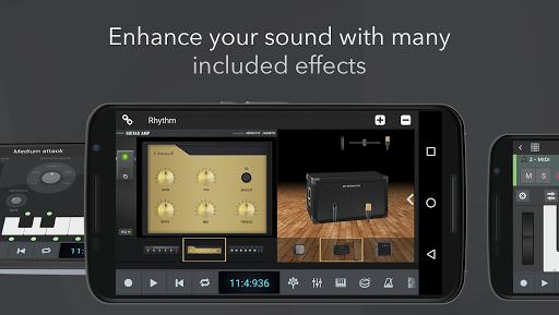 n-Track Studio Music DAW 9.1.3 3
