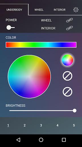 LEDGlow Automotive Control screenshots 1