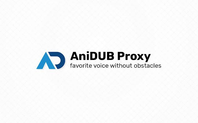 AniDUB Proxy