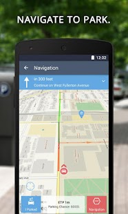 Parknav - Best Street Parking - screenshot thumbnail