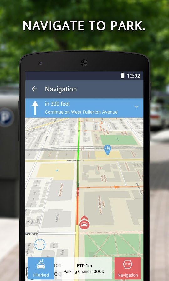 Parknav - Best Street Parking - screenshot