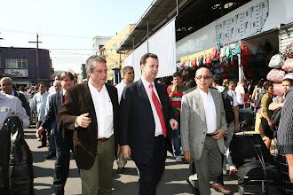 Photo: Ronaldo Camargo, Gilberto Kassab e Marcos Cintra.