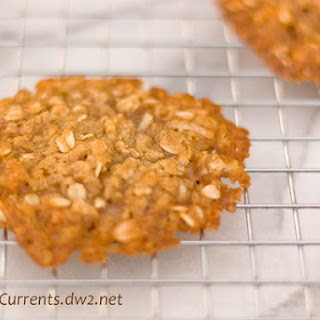 Coconut-Oat Cookies