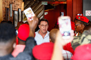 EFF Johannesburg Ward 60 chairman Cassius Mabunda told the manager of Smokehouse and Grill restaurant' Steven Ford' that the party wanted an apology to all black workers who were being continually mistreated by white people.