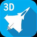 DassaultAir3D icon