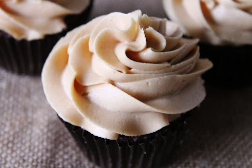 Creamy Peanut Butter Frosting
