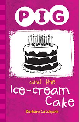 Pig and the IceCream Cake