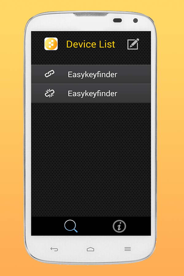 Easykeyfinder- screenshot