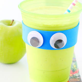 Green Apple Smoothies.