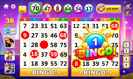 Bingo: Lucky Bingo Games Free to Play Toon Scapes 1